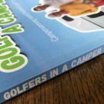 Golfers in a camper